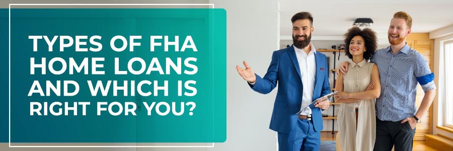 fha loan types